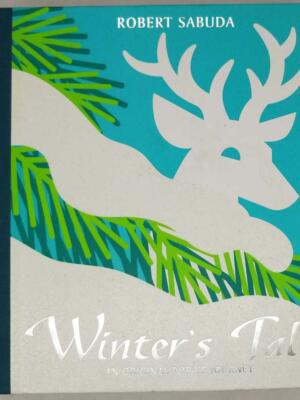 Winter's Tale - Robert Sabuda 2005 (Pop-up)