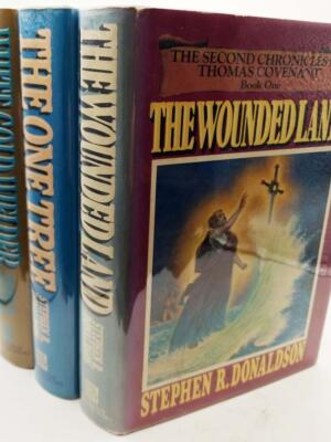 2nd Chronicles of Thomas Covenant Trilogy - Stephen R. Donaldson | 1st Edition Set
