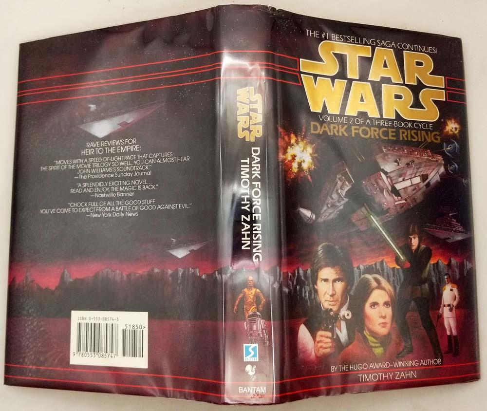 Star Wars - Thrawn Trilogy Set - Timothy Zahn | 1st Edition