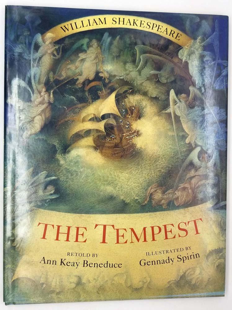 The Tempest - William Shakespeare (Gennady Spirin Illus) 1996