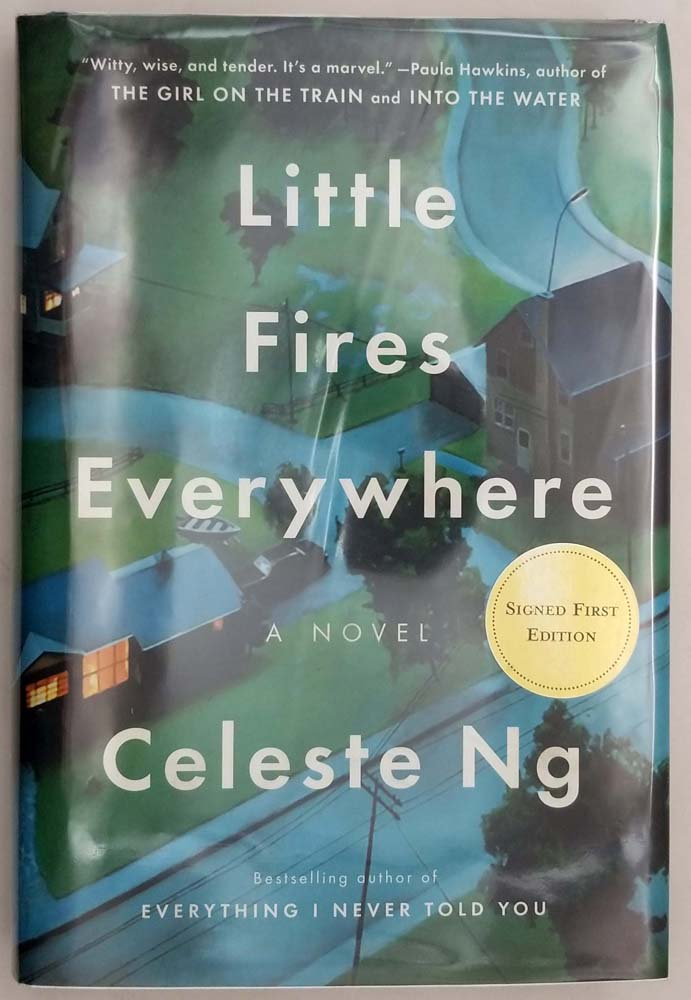 Little Fires Everywhere - Celeste Ng 2017 | 1st Edition SIGNED