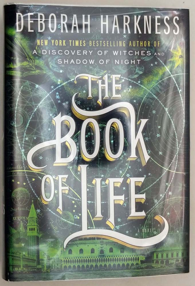 The Book of Life - Deborah Harkness 2014 | 1st Edition