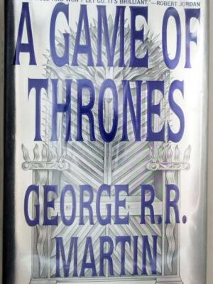 Game of Thrones- George R. R. Martin 1996 | 1st Edition
