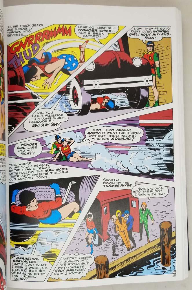 Teen Titans: The Silver Age Omnibus - Bob Haney 2016 | 1st Edition