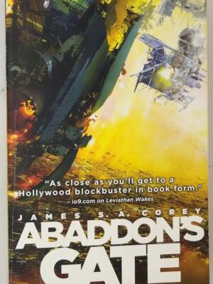 Abaddon's Gate - James S. A. Corey 2013 | 1st Edition