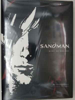 The Sandman: King of Dreams - Alisa Kwitney 2003 | 1st Edition