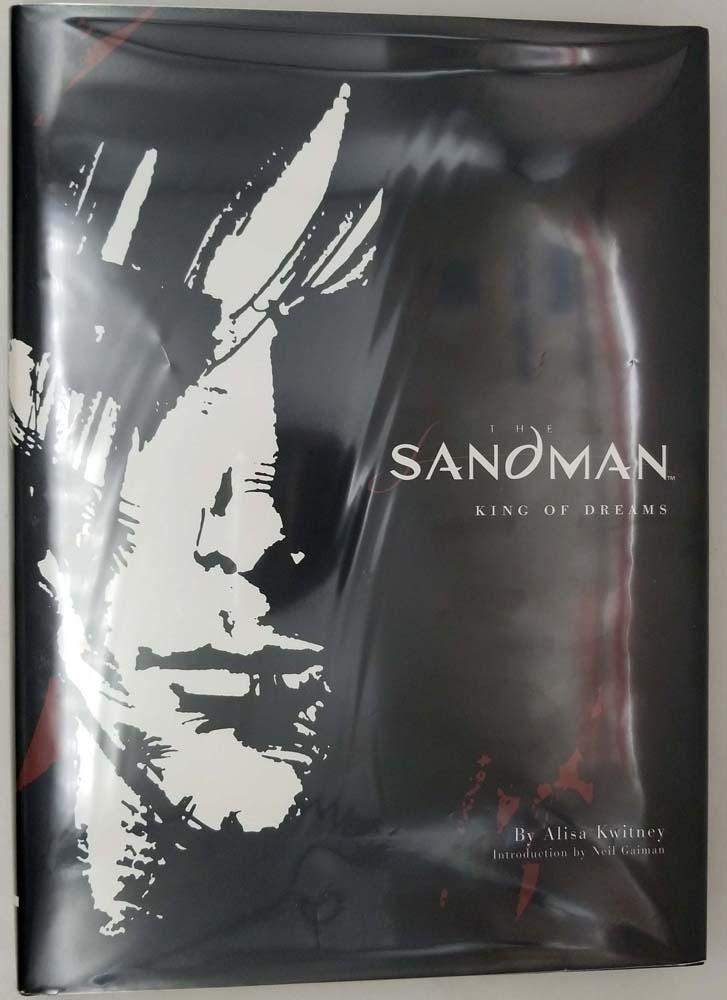 The Sandman: King of Dreams - Alisa Kwitney 2003   1st Edition