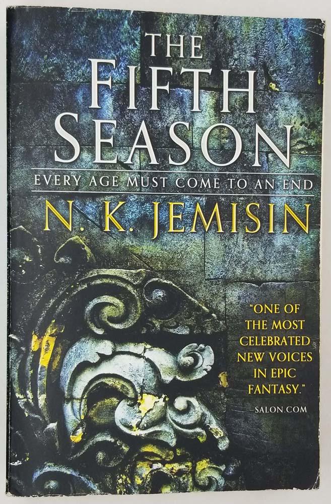 The Fifth Season - N. K. Jemisin 2015