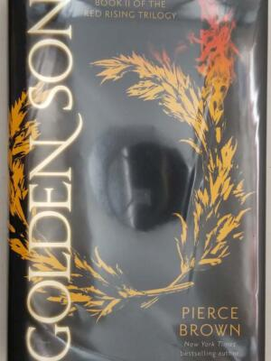 Golden Son (Red Rising Series 2) - Pierce Brown 2015   1st Edition