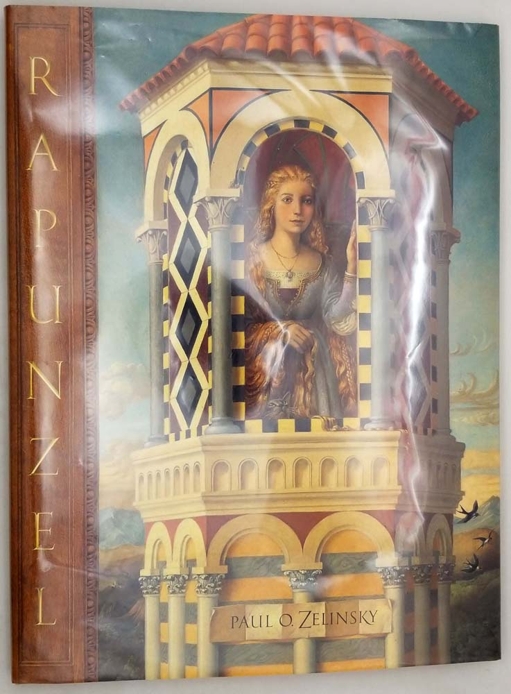 Rapunzel - Paul O. Zelinsky 1997   1st Edition