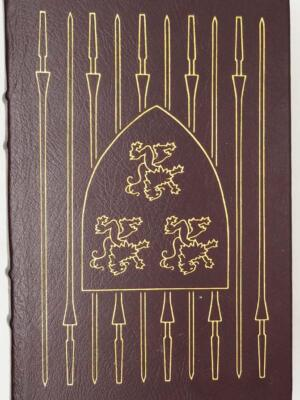 Ivanhoe - Sir Walter Scott 1987   Easton Press