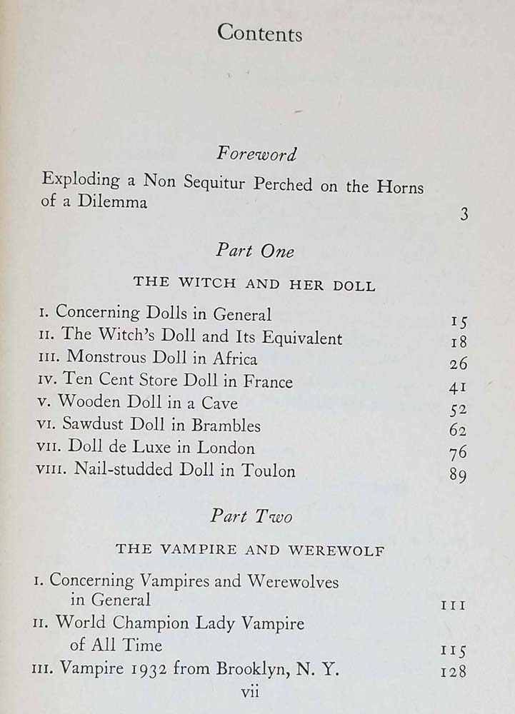 Witchcraft: Its Power in the World Today - William Seabrook 1940