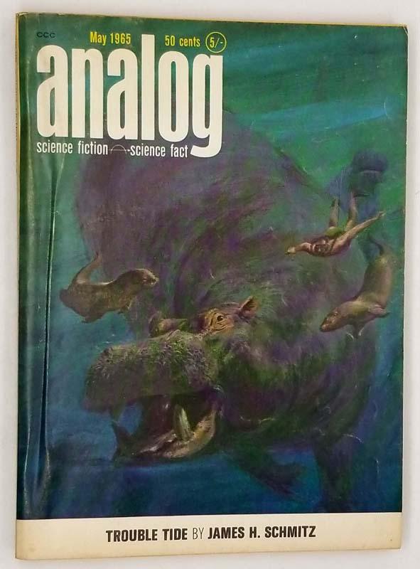 Dune (Analog Magazine, May 1965)