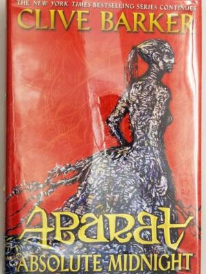 Abarat 3: Absolute Midnight - Clive Barker 2011 | 1st Edition