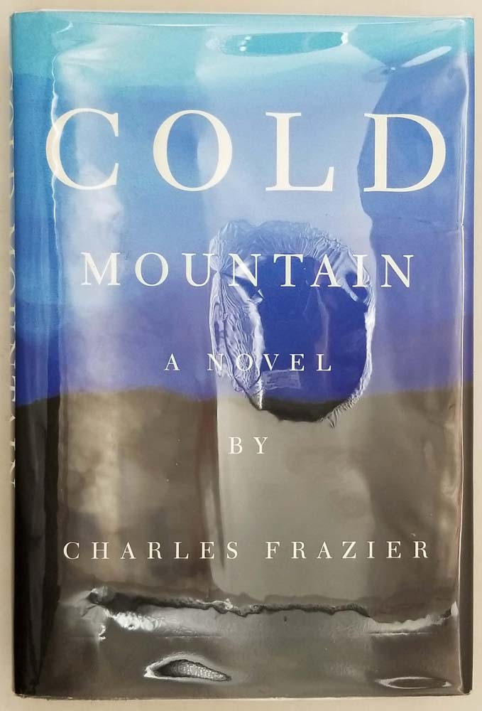 Cold Mountain - Charles Frazier 1997   1st Edition