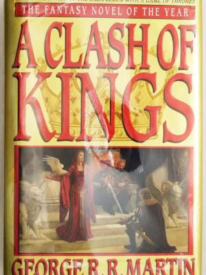 A Clash of Kings - George R.R. Martin 1999 | 1st Edition