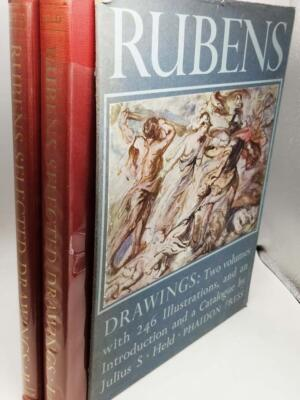 Rubens: Selected Drawings Catalogue - Julius S. Held 1958   1st Edition