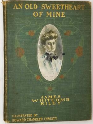 An Old Sweetheart of Mine - Illus. Howard Chandler Christy 1902 | 1st Edition