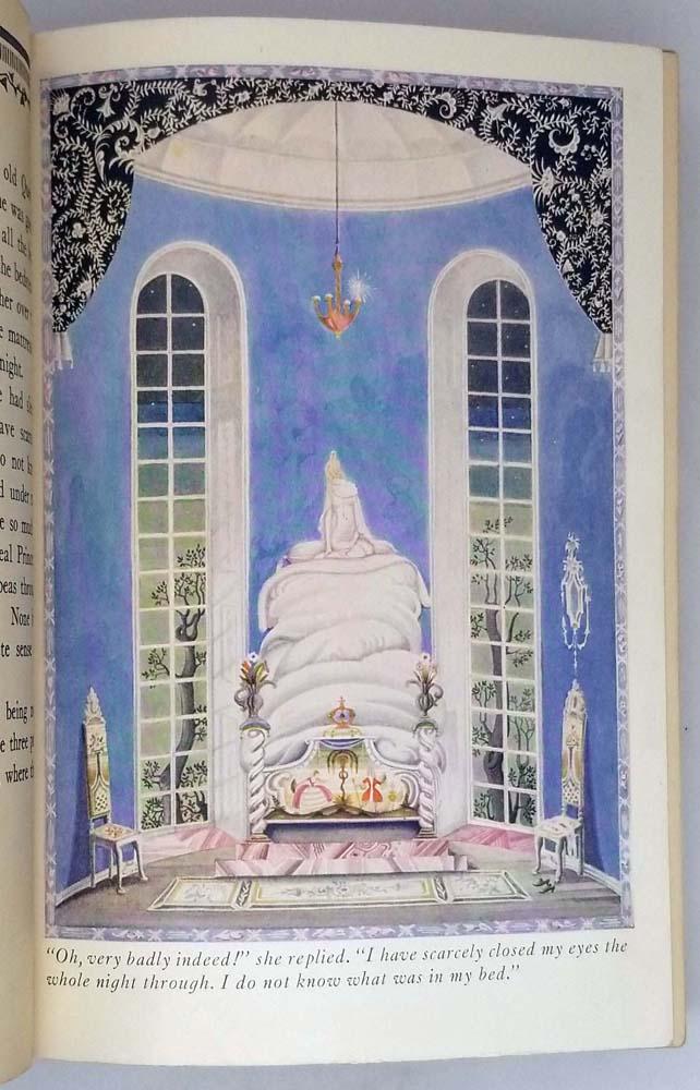 Fairy Tales by Hans Andersen - Kay Nielsen 1924