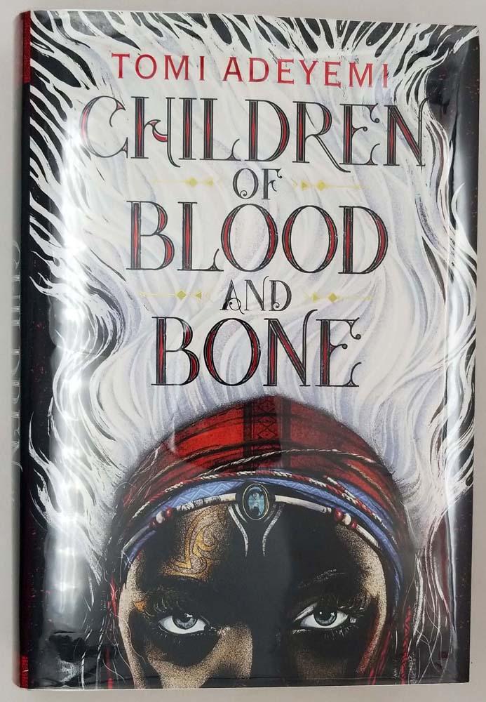 Children of Blood and Bone - Tomi Adeyemi 2018 | 1st Edition