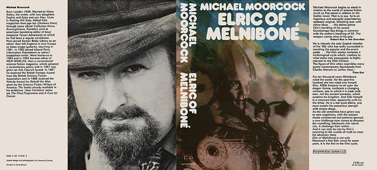 Moorcock Elric Of Melnibone 1972