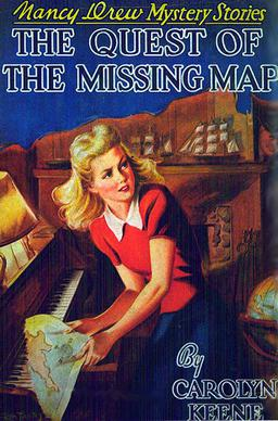 Nancy Drew 19 Quest Of The Missing Map