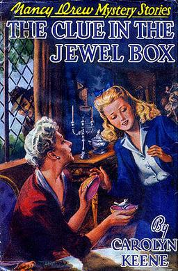 Nancy Drew 20 Quest Of The Missing Map