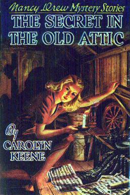 Nancy Drew 21 Secret In The Old Attic