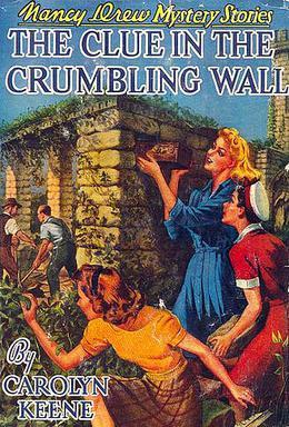 Nancy Drew 22 Clue In The Crumbling Wall