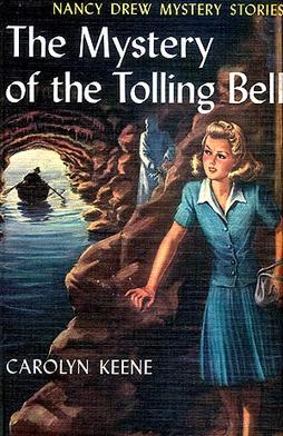 Nancy Drew 23 Mystery Of The Tolling Bell