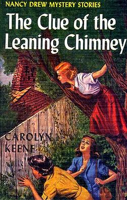 Nancy Drew 26 Clue Of The Leaning Chimney