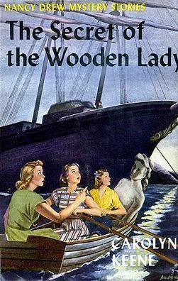 Nancy Drew 27 Secret Of The Wooden Lady