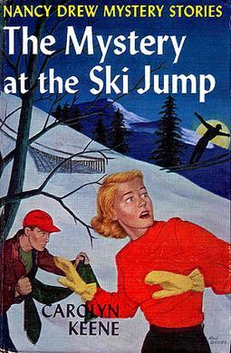 Nancy Drew 29 Mystery At The Ski Jump