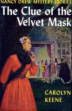 Nancy Drew 30 Clue Of The Velvet Mask