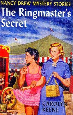 Nancy Drew 31 Ringmaster's Secret