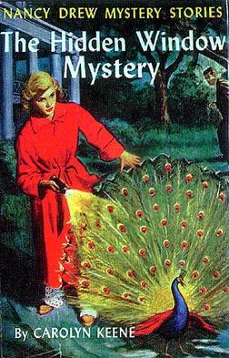 Nancy Drew 34 Hidden Window Mystery