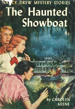 Nancy Drew 35 Haunted Showboat