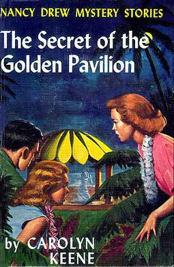 Nancy Drew 36 Secret Of The Golden Pavilion