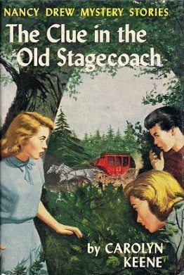 Nancy Drew 37 Clue In The Old Stagecoach