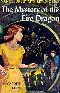 Nancy Drew 38 Mystery of the Fire Dragon