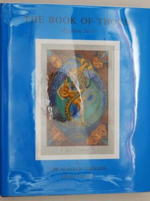 Book of Thoth: Egyptian Tarot - Aleister Crowley
