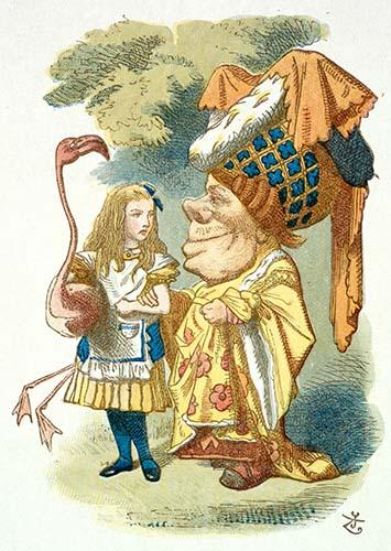 Alice Wonderland - John Tenniel