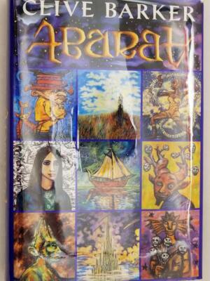Abarat, Book 1 - Clive Barker 2002 | 1st Edition