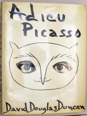 Adieu Picasso - David Douglas Duncan 1974