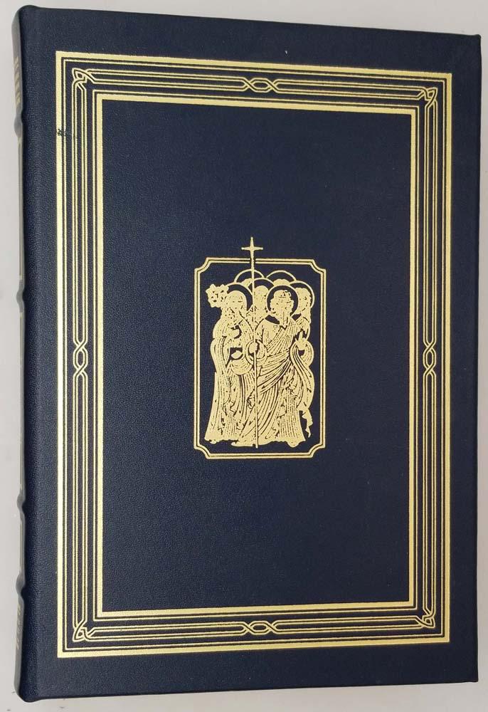 Butler's Lives of the Saints Vol. 1 - Herbert J. Thurston 1995   Easton Press