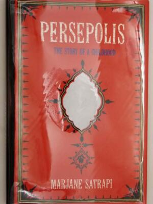 Persepolis: The Story of a Childhood - Marjane Satrapi 2003 | 1st Edition