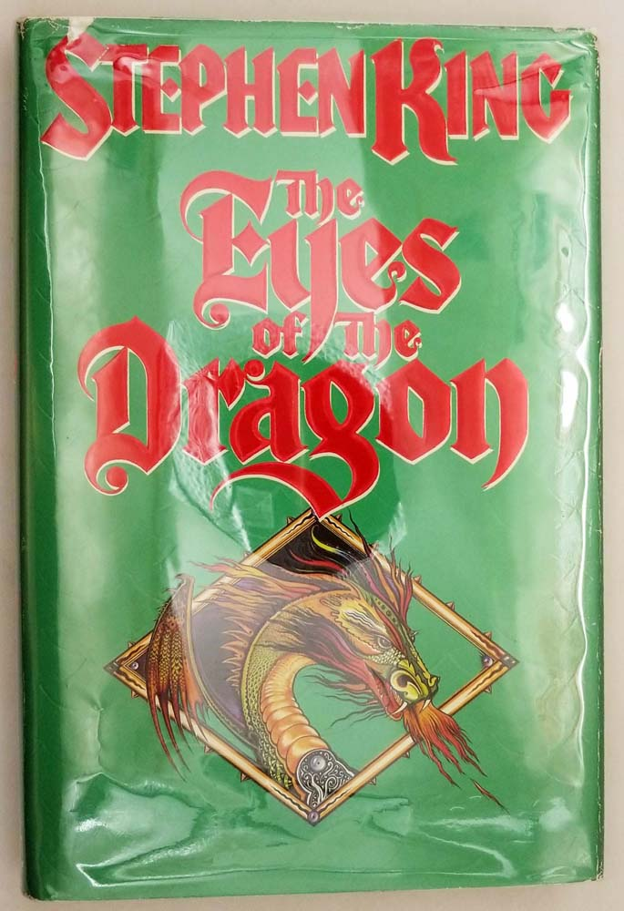 The Eyes of the Dragon - Stephen King 1987 | 1st Edition