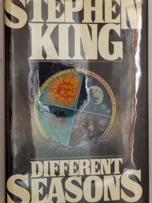 Different Seasons - Stephen King 1982 | 1st Edition