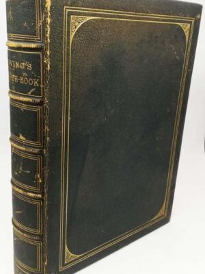 Sketch Book of Geoffrey Crayon Gent - Washington Irving 1865 | 1st Edition