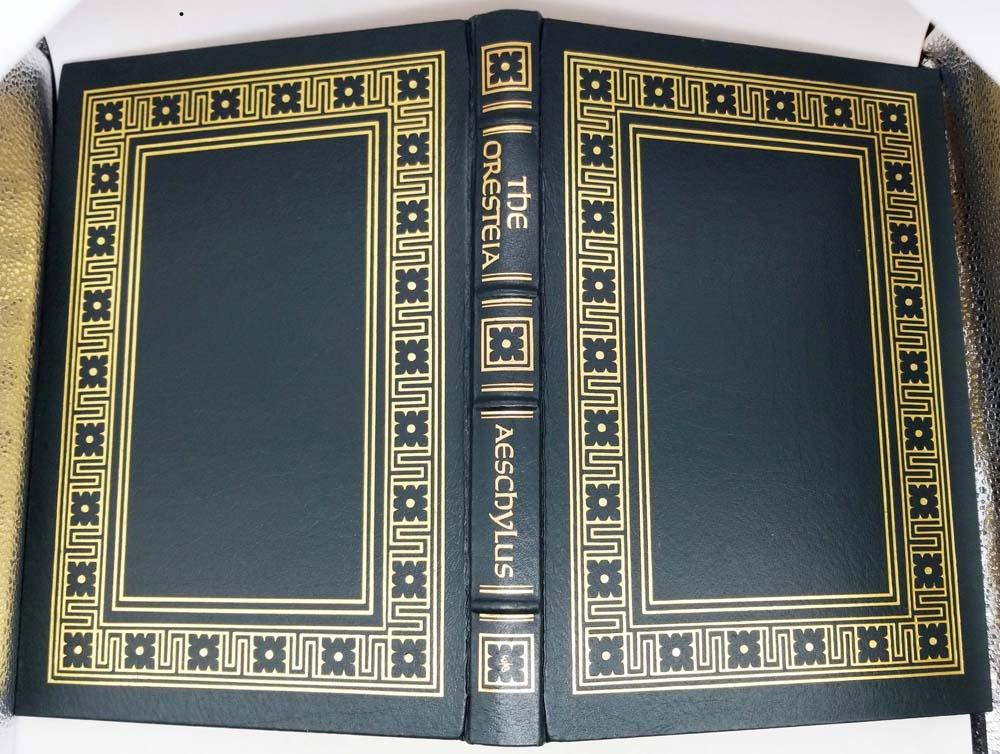 The Oresteia - Aeschylus | Easton Press 1979